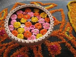 Easy And Elegant Floral Home Decoration Ideas For This Diwali