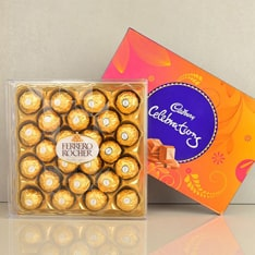 diwali chocolate