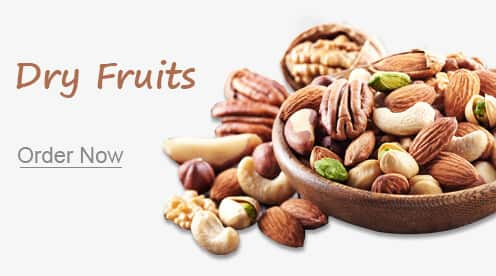 Dry Fruits India