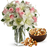 Flowers & Dry Fruits Delivery in India
