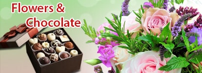 Valentine Flowers & Chocolates India
