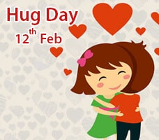Hug Day Flowers India