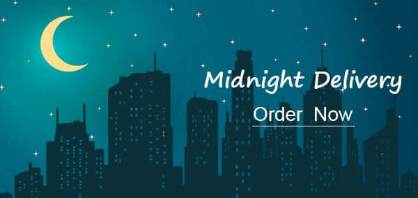 Midnight Flower Delivey Bahadurgarh