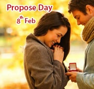 Propose Day Flowers India