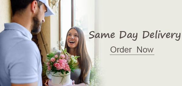 Same Day Flower Delivey India