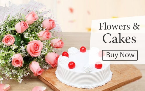Flower & Cake Delivery India