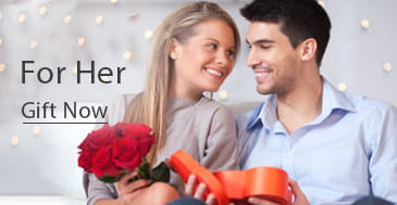 Valentine's Flowers For Her India