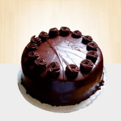 Eggless Chocolate Truffel Cake