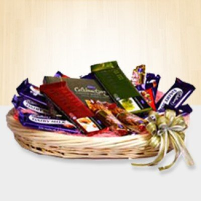 Basket of Chocolate