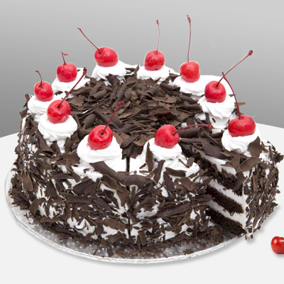 1 Kg 5 Star Black Forest Cake