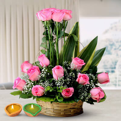 18 Charming Pink Roses