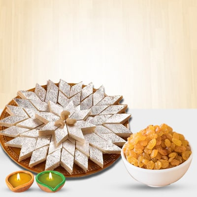 Mithai & Dry Fruits