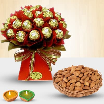 Chocolates & Dry Fruits