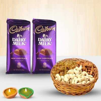 Chocolate & Dry Fruits